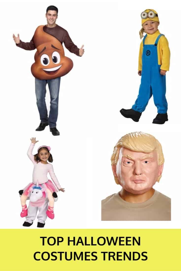 Top Halloween Costumes for 2017
