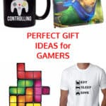 Perfect Gift Ideas for Gamers. Gift Ideas for People that love video gaming