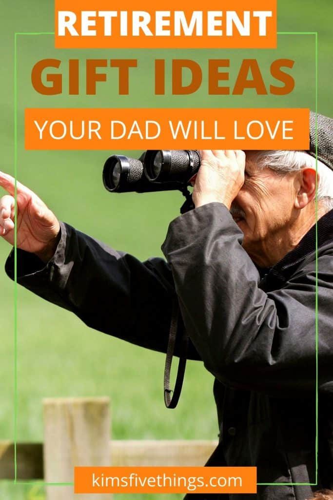 best retirement gift ideas for dad