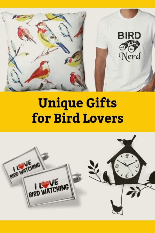 unique gifts for bird lovers
