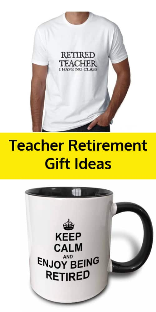 Best Funny Teacher Retirement Gifts