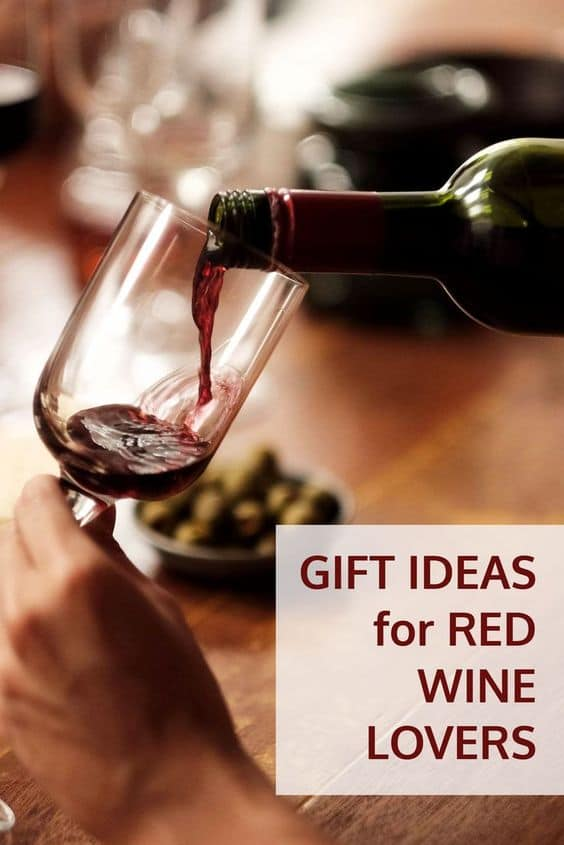 Best Gift Ideas for Red Wine Lovers $10 wine gifts