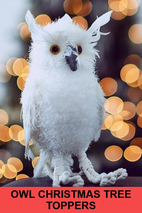 Owl Christmas Tree Toppers | Home Ideas