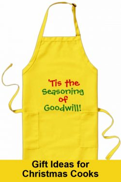 christmas aprons for men