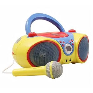 Best Portable CD Players for Kids