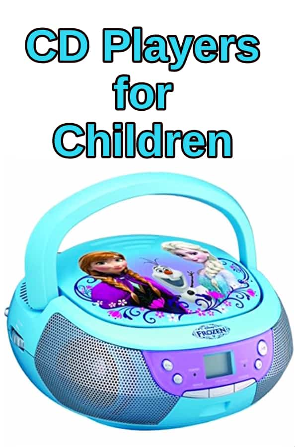 Top 20 CD Players for Toddlers - Child Friendly Music Player
