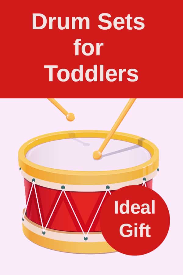 drum sets for toddlers gift ideas