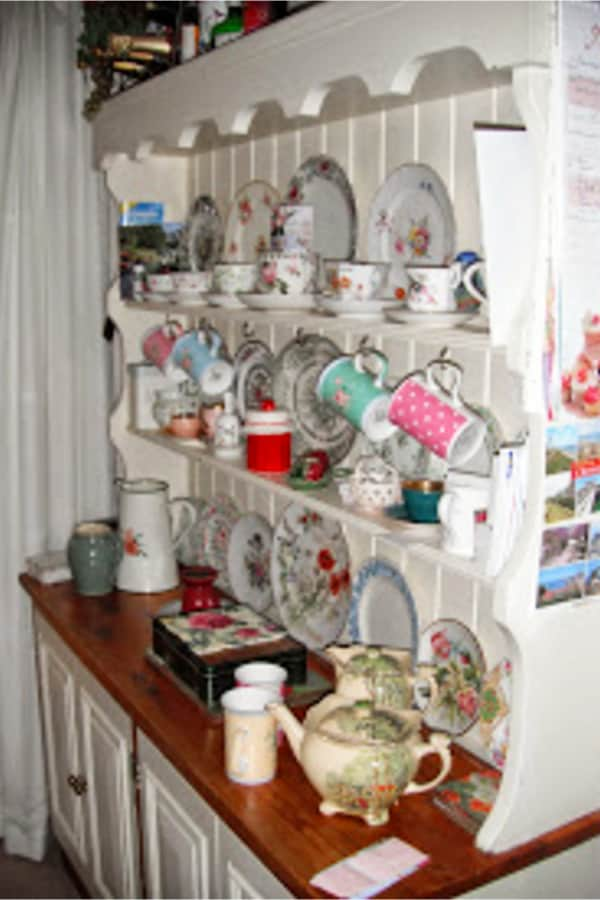 french country style shabby chic accessories for the kitchen