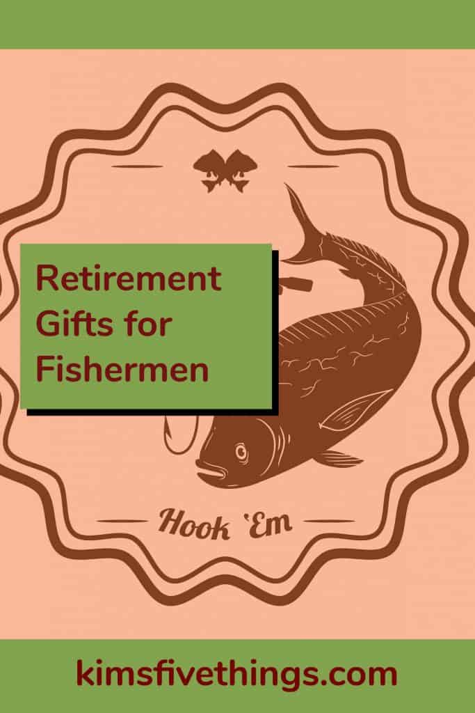 funny retirement plaques for fishermen