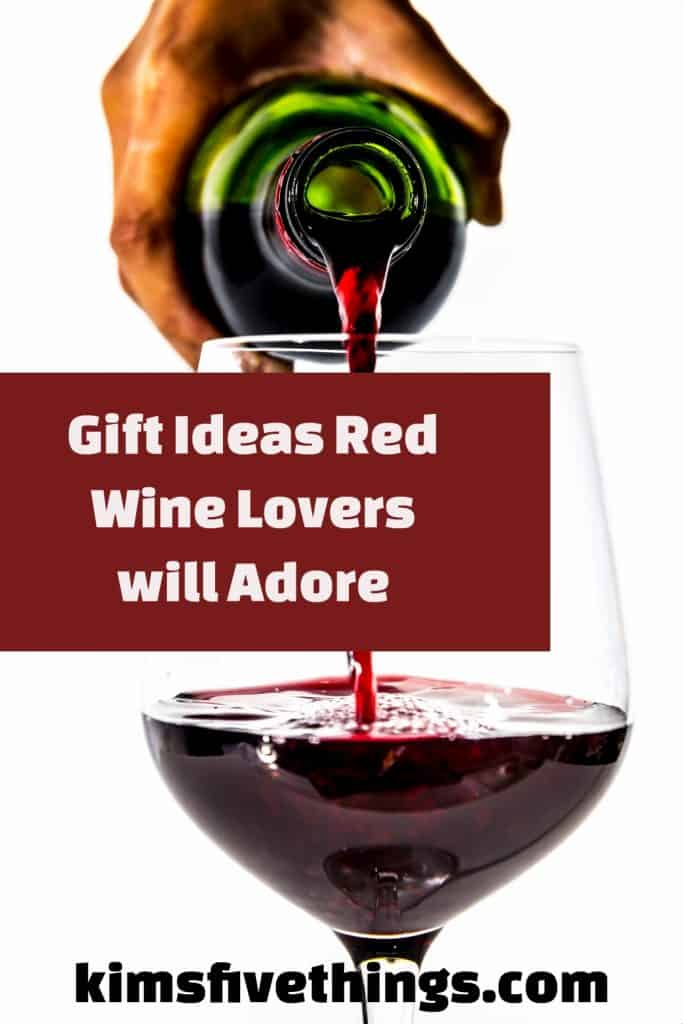 red wine drinker gifts tech gifts for wine lovers