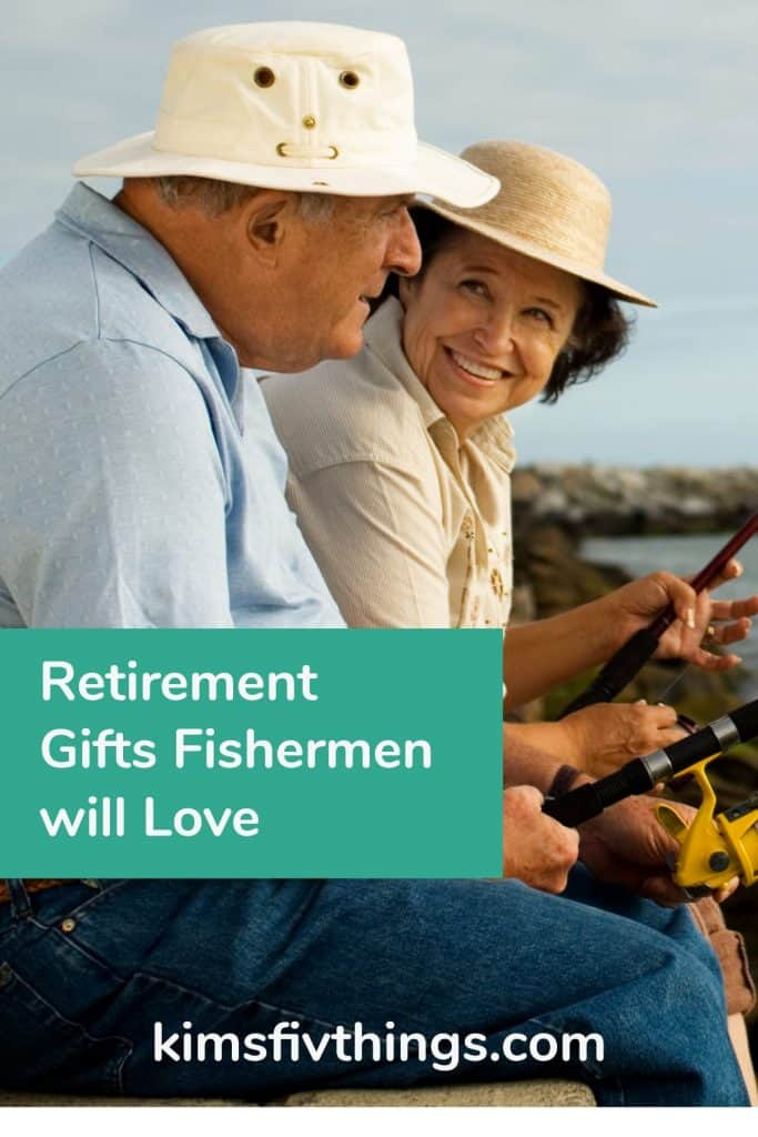 unique gifts for fishermen retirement ideas