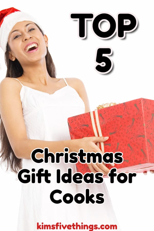 top 5 Christmas Gift Ideas for People that Love to Cook
