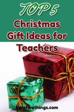 Top Christmas gifts for teachers 2019. Do you get teachers a Christmas gift? Then here are some great teacher present ideas. Best inexpensive Christmas gifts for teachers.
