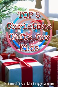 top 5 christmas gifts for kids 10 years old