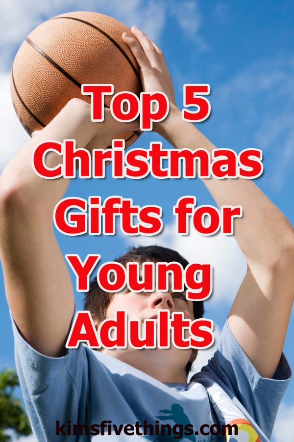 top 5 christmas gifts that young adults will love
