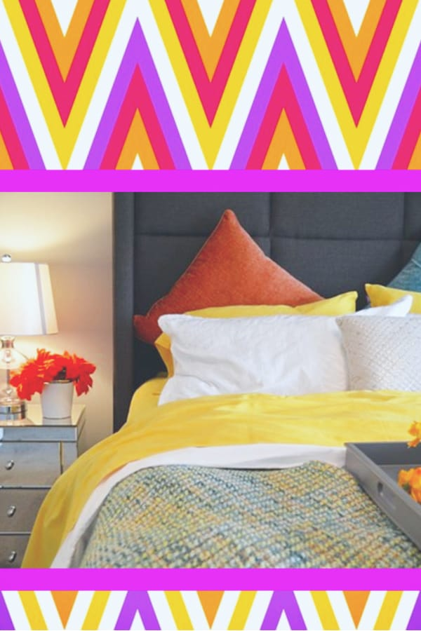 Best Bright Colored Queen Comforter Set