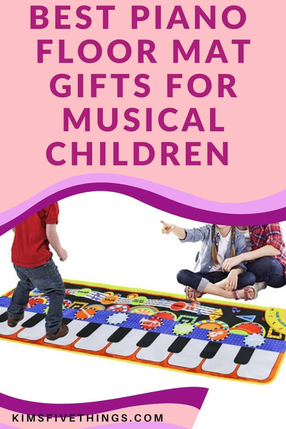 floor mat music players for toddlers
