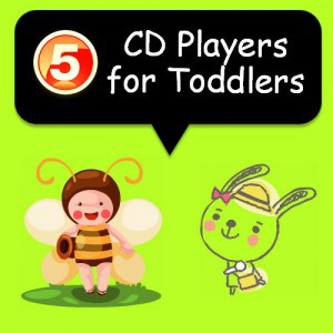 CD player for toddlers