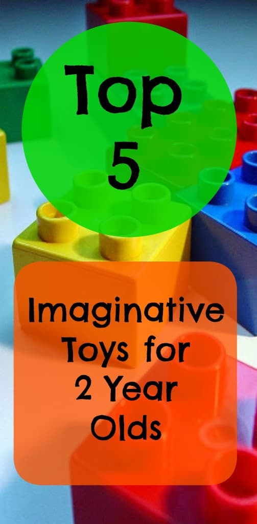 imaginative play toys for 2 year olds and older