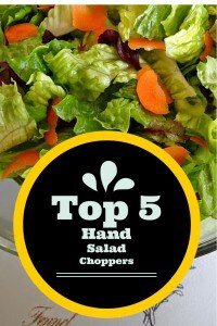 best hand salad choppers