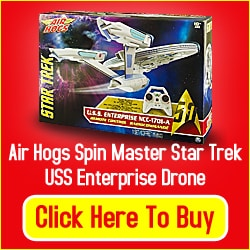 Star Trek Drone Toy