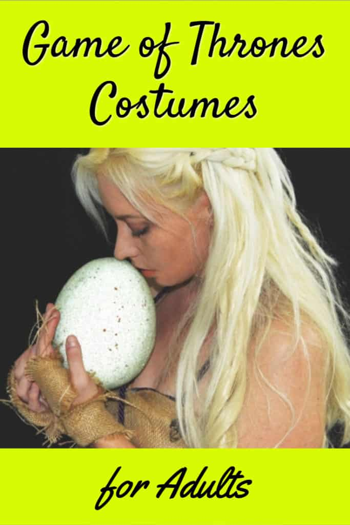 game of throne adult halloween costume ideas