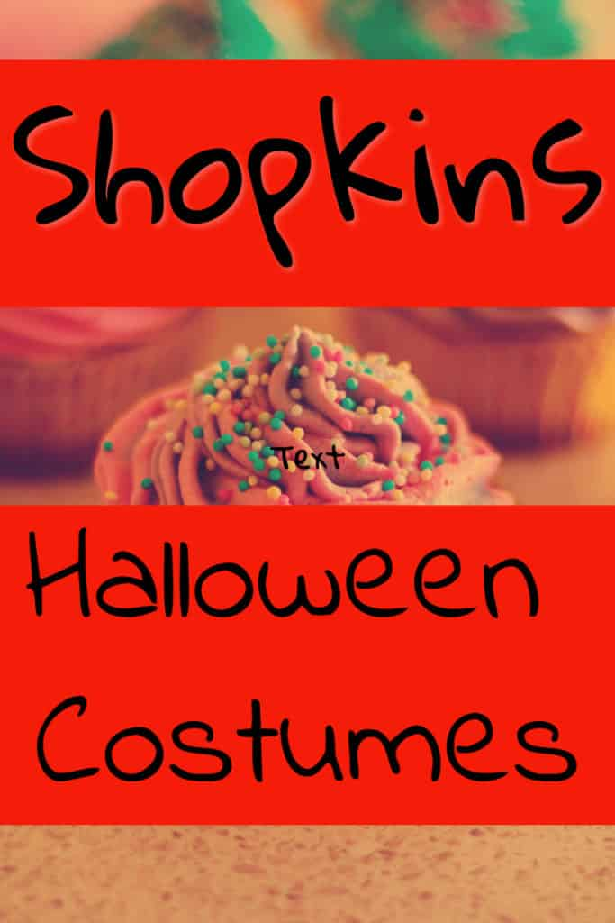 shopkins halloween costumes for children