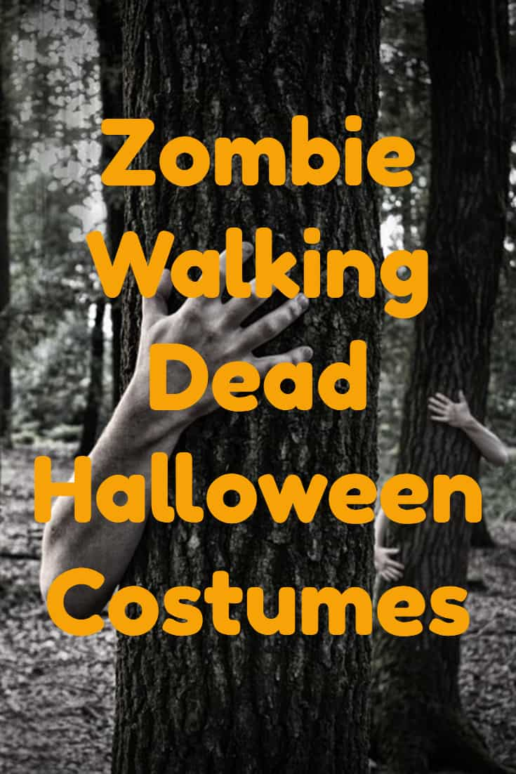 walking dead halloween costumes