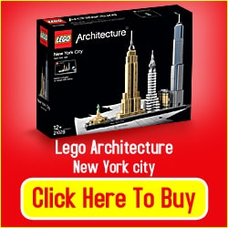 architechture building toys
