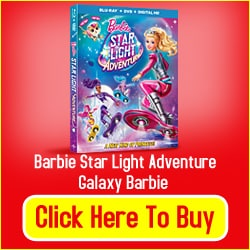 Barbie Star Light Adventure Galaxy Barbie