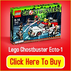 Ghostbusters Lego Toys