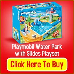 Water Park with Slides Playset