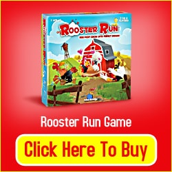 Rooster Run Game Gift Idea