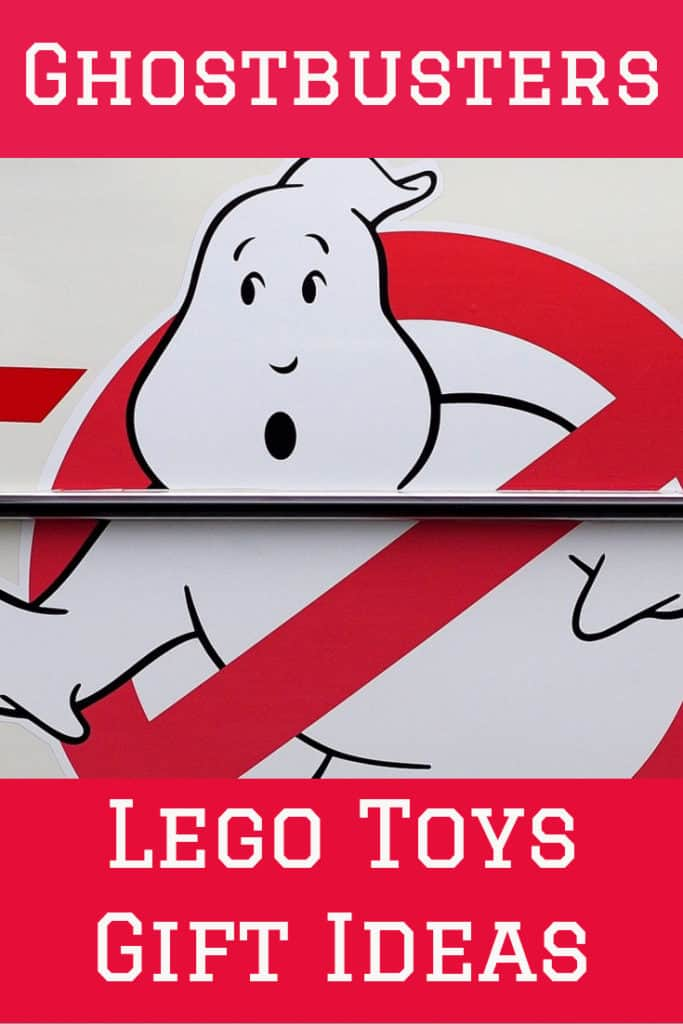 ghostbusters lego toys gift ideas