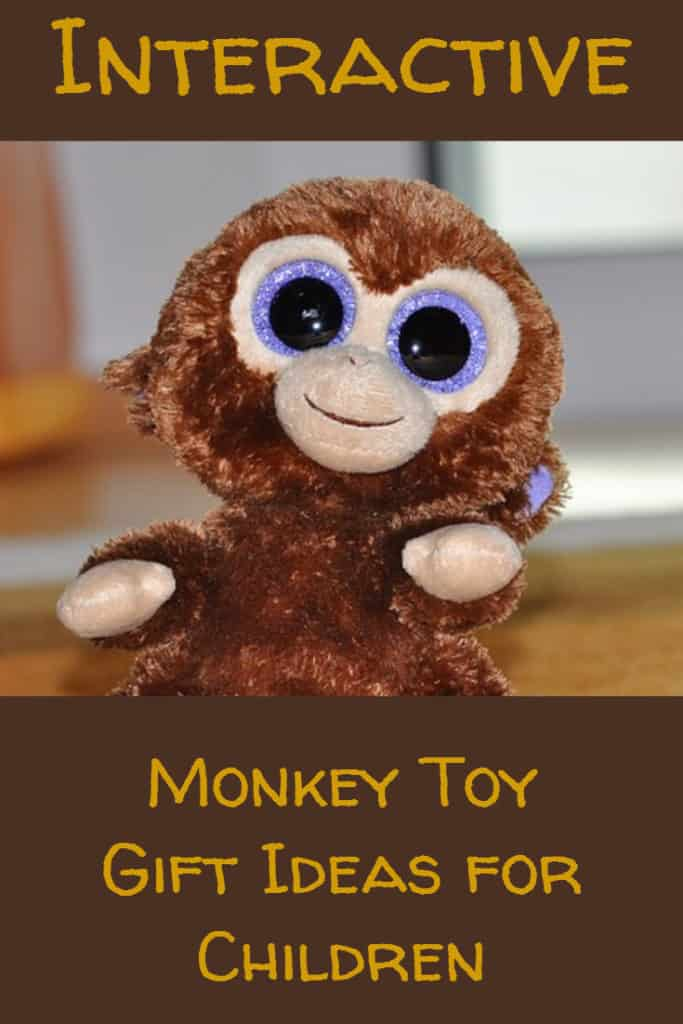 Interactive Monkey and Chimp Toy Gift Ideas for Children