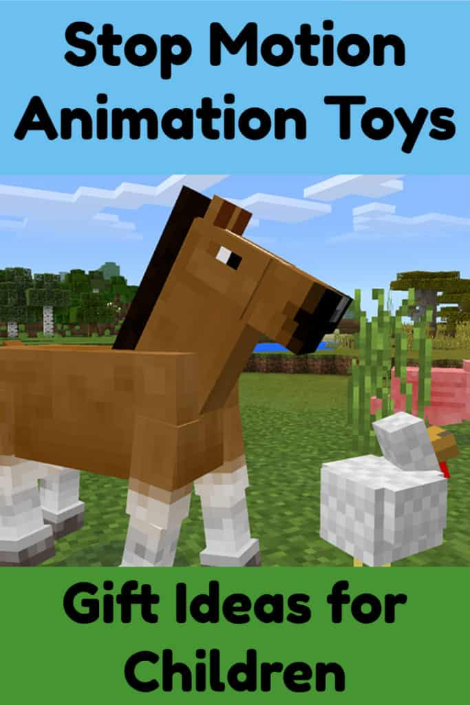 stop motion animation toys