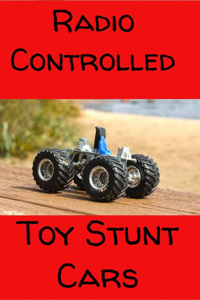 Radio Controlled Stunt Cars