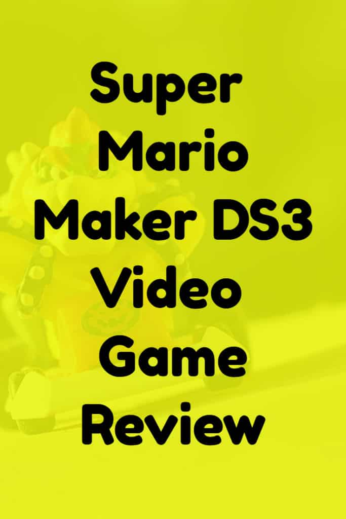 Super Mario Maker 3DS Reviews