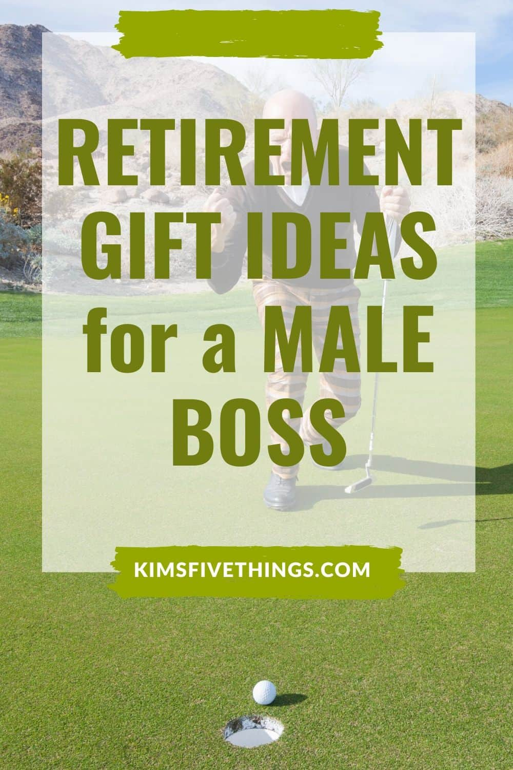 Best Retirement Gifts For A Male Boss 2021 Kims Home Ideas