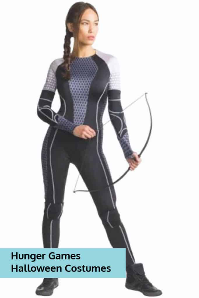 Hunger Games Halloween Costumes