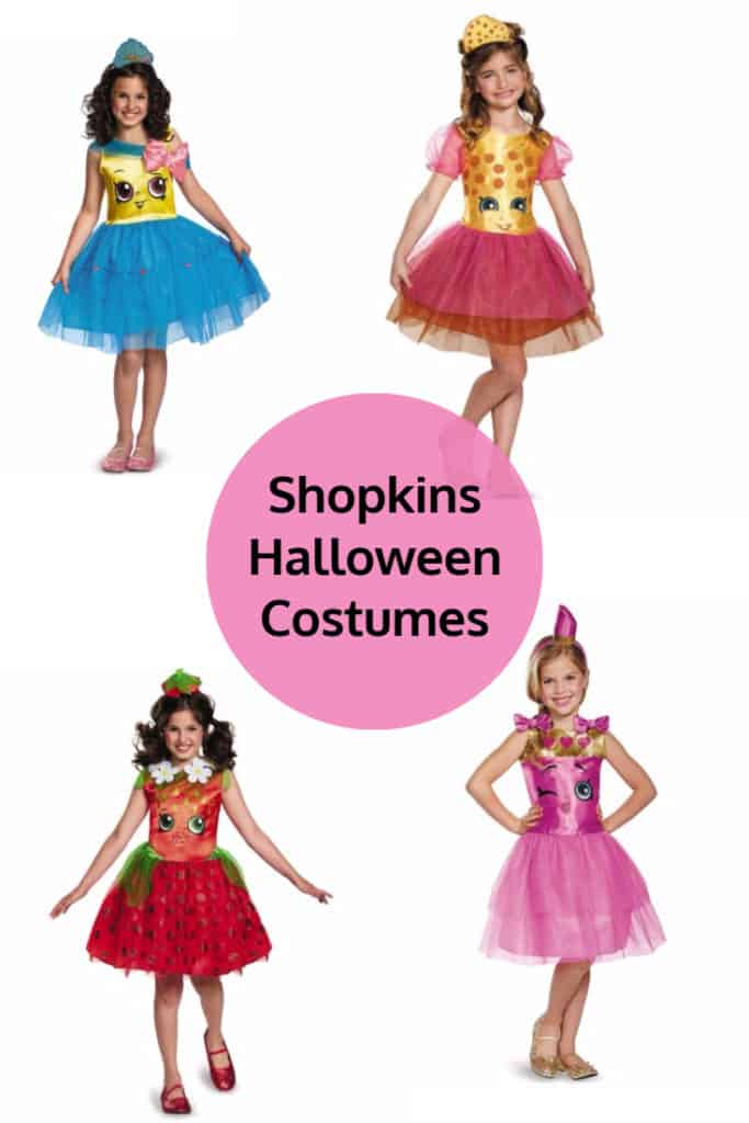 Best Shopkins Halloween Costumes for Girls
