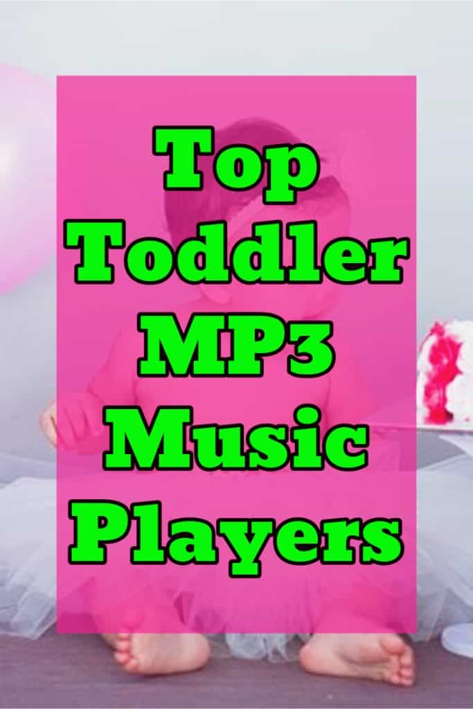 best MP3 players for children toddler music player