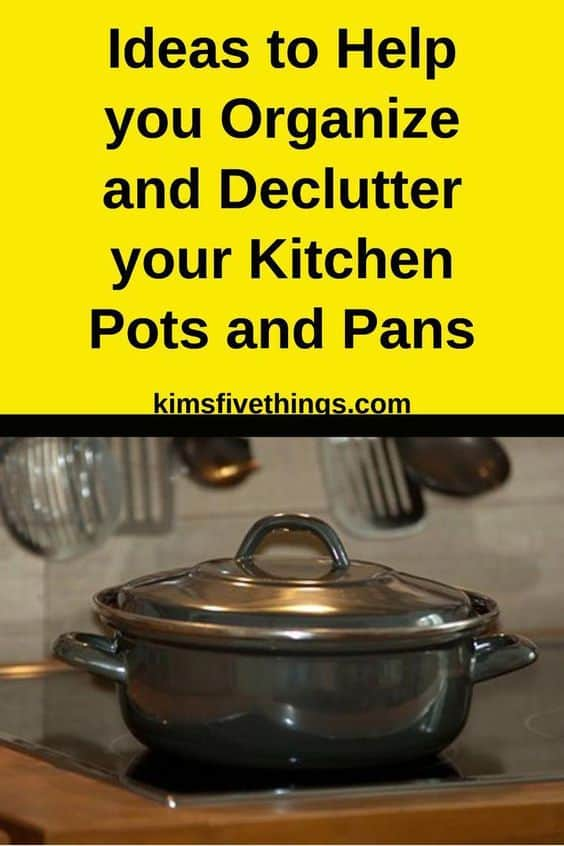 top tips for organizing your cookware collection