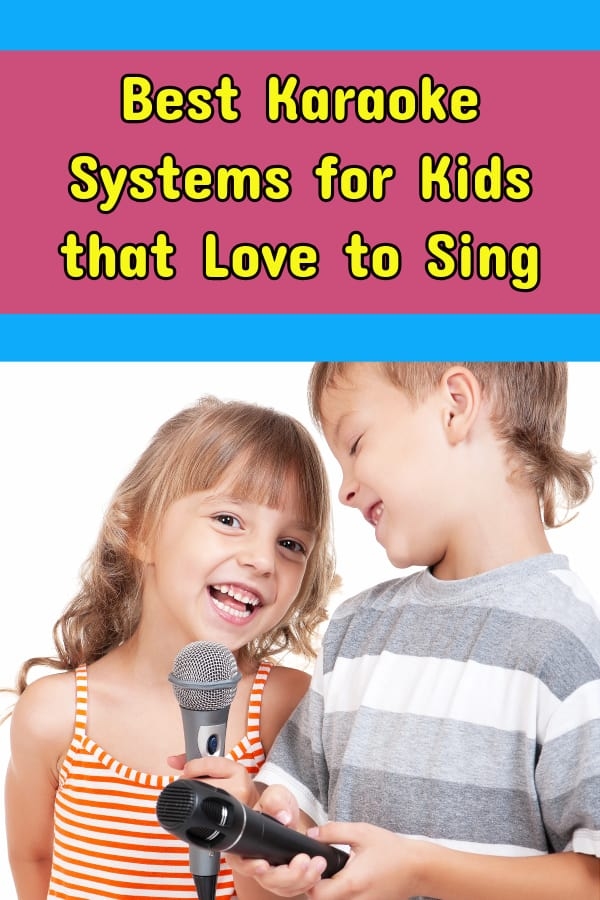best karaoke systems for kids