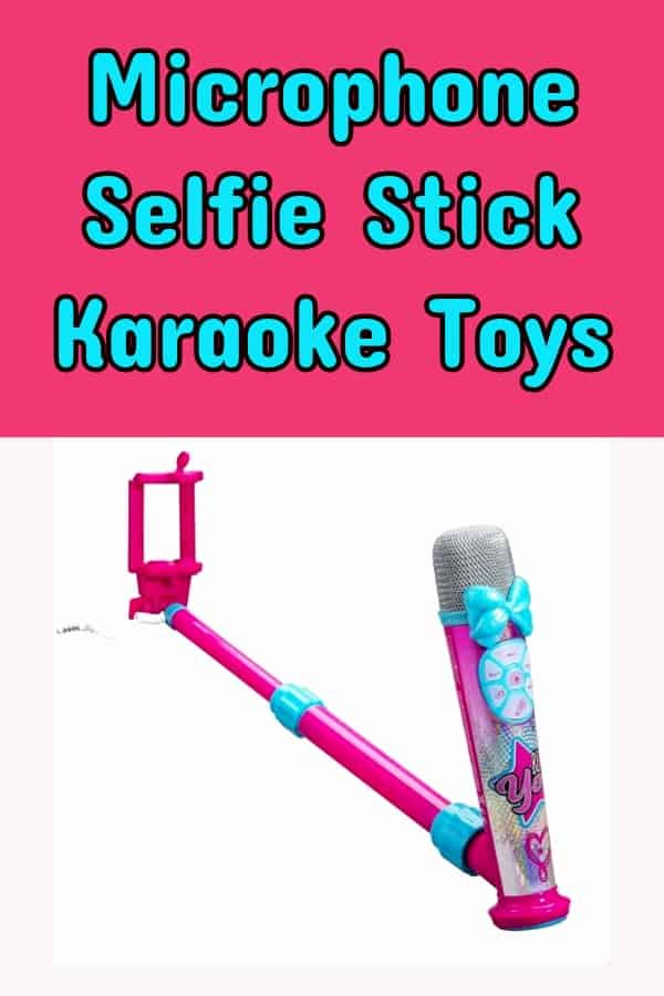 Microphone Selfie Stick – Best Selfie Microphone for Kids – Home Organizing Tips, Home Decor and Gifts