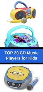 top 20 cd music boombox for kids