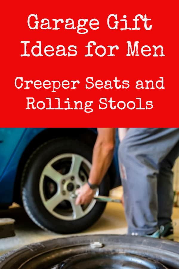 A heavy duty rolling stool is one of those items that are cool things to have in your garage. Together with other home garage accessories a mechanics stool on wheels is essential for home car maintenance. These certainly are man cave must haves that make great mechanical gifts for him.