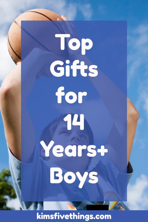 Ideas for a gift for 14 year old boy under $20