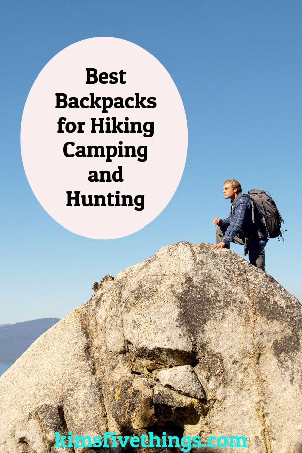 top backpacks for hiking camping and hunting