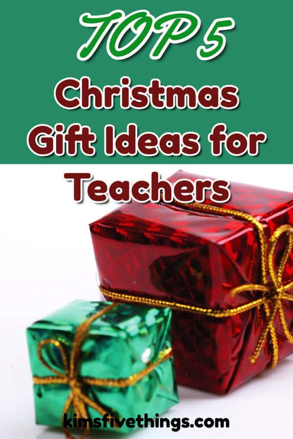 Top 5 Christmas Gifts for Teachers - Best Gifts for Tired ... Gift Ideas For Christmas 2019